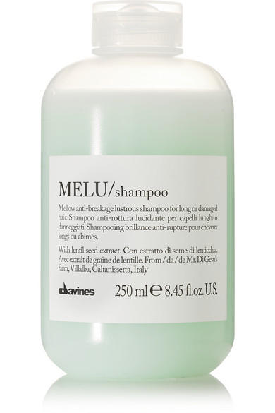 MELU Shampoo bottle