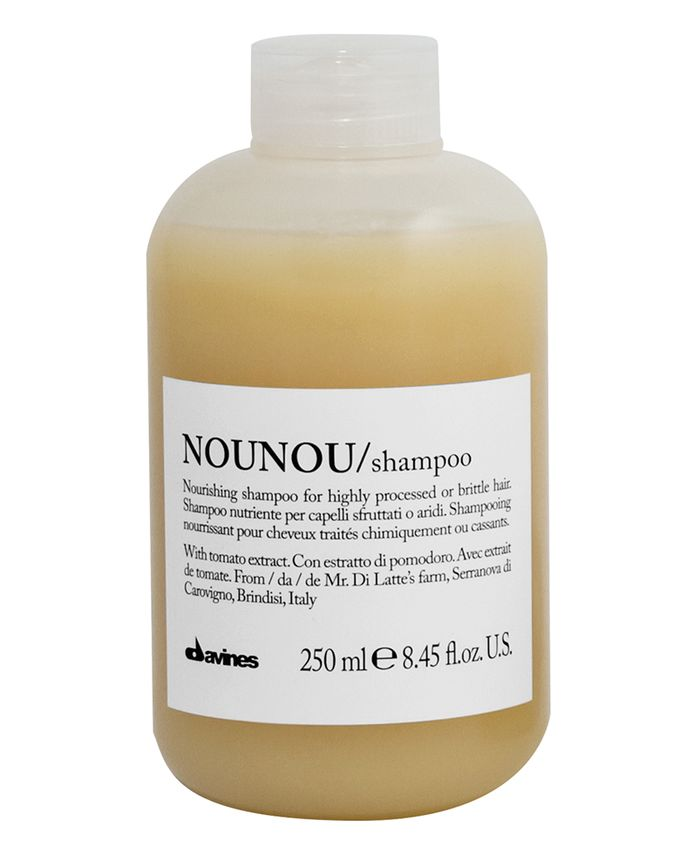 nourishing shampoo for damaged hair