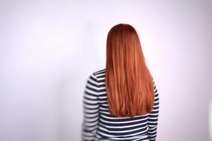 Gorgeous red hair color by Alexia!