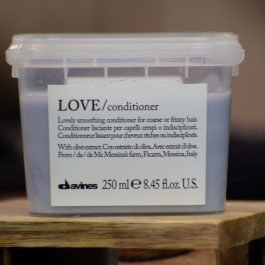 love smoothing conditioner by davines
