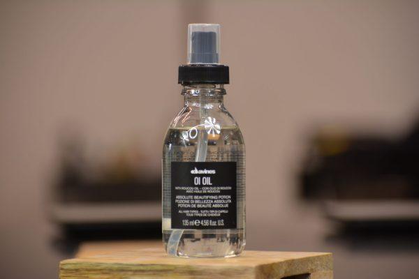 oi oil hair product